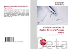 Bookcover of National Institutes of Health Director's Pioneer Award