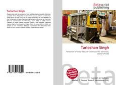 Bookcover of Tarlochan Singh