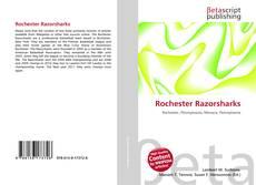 Portada del libro de Rochester Razorsharks