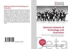 Portada del libro de National Institute of Technology and Evaluation