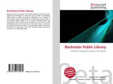 Bookcover of Rochester Public Library
