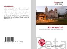 Capa do livro de Barbaraweizen