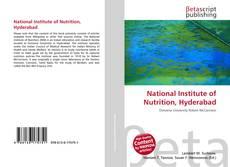 Copertina di National Institute of Nutrition, Hyderabad