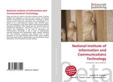 Bookcover of National Institute of Information and Communications Technology
