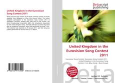 Couverture de United Kingdom in the Eurovision Song Contest 2011