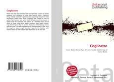 Bookcover of Cogliostro