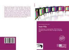 Bookcover of Ivan Fíla