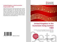 Couverture de United Kingdom in the Eurovision Song Contest 1989