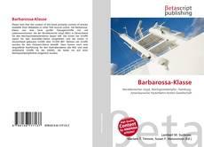 Buchcover von Barbarossa-Klasse