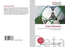 Bookcover of Tarlan Ahmadov