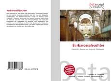 Portada del libro de Barbarossaleuchter