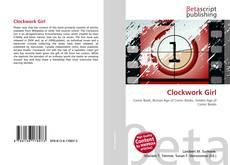 Bookcover of Clockwork Girl
