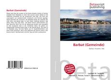 Bookcover of Barbat (Gemeinde)