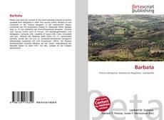 Bookcover of Barbata