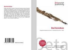 Bookcover of Baritonoboe