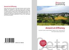 Bookcover of Amont-et-Effreney