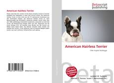 Bookcover of American Hairless Terrier