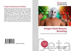 Copertina di Oregon State Beavers Wrestling