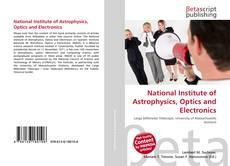 National Institute of Astrophysics, Optics and Electronics的封面