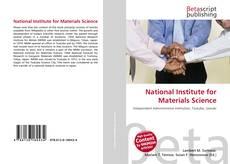 Buchcover von National Institute for Materials Science