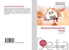 American International Group的封面