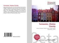 Bookcover of Tarnowiec, Złotów County