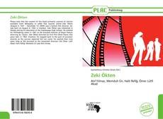 Bookcover of Zeki Ökten