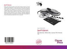 Bookcover of Şerif Gören