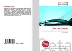 Borítókép a  Chief Examiner - hoz