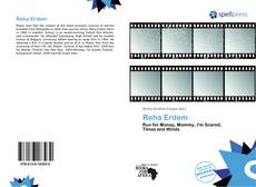 Bookcover of Reha Erdem
