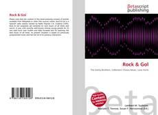 Borítókép a  Rock & Gol - hoz