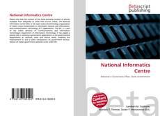 Обложка National Informatics Centre