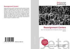 Capa do livro de Reassignment Centers