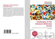 Challengers of The Unknown (Alternate Series) kitap kapağı