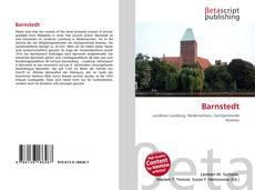 Couverture de Barnstedt