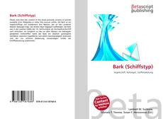 Bookcover of Bark (Schiffstyp)