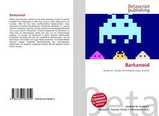 Barkanoid kitap kapağı