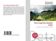 Bookcover of Tarn Crag (Far Eastern Fells)
