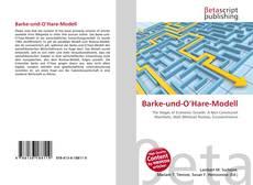 Buchcover von Barke-und-O'Hare-Modell
