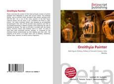 Capa do livro de Oreithyia Painter