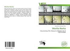 Capa do livro de Marilia Rocha