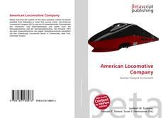 Couverture de American Locomotive Company