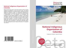Couverture de National Indigenous Organization of Colombia