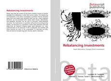 Bookcover of Rebalancing Investments