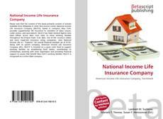 National Income Life Insurance Company kitap kapağı