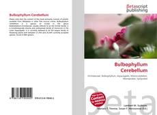 Buchcover von Bulbophyllum Cerebellum