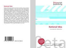 National Idea的封面
