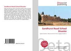 Bookcover of Sandhurst Road School Disaster