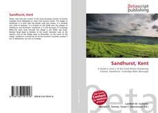 Bookcover of Sandhurst, Kent