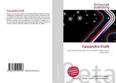 Capa do livro de Cassandra Craft
